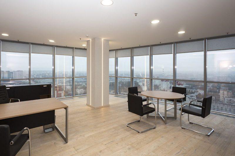 Лидер Туаэр панорамный офис
